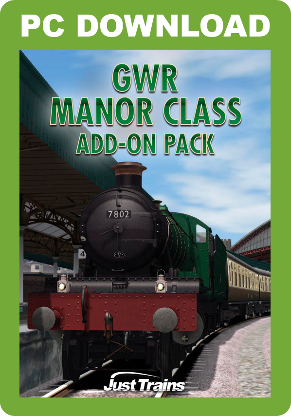 GWR Manor Class Add-on Pack [Download] Manor Cream
