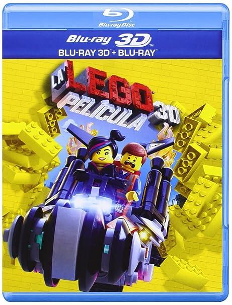 La Lego Pelicula (Blu-Ray 3d/Bd2d/Dc) [Blu-ray]: Amazon.es: Philip ...