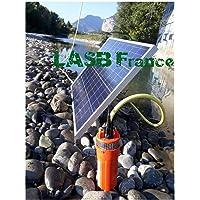 LASB FRANCE - Kit de Bomba Solar
