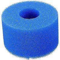 QKFON Vervanging filtercartridge, schuim, type I/II/VI/D/H/S1/A/B Heavy Duty zwembadfilterspons herbruikbaar voor…