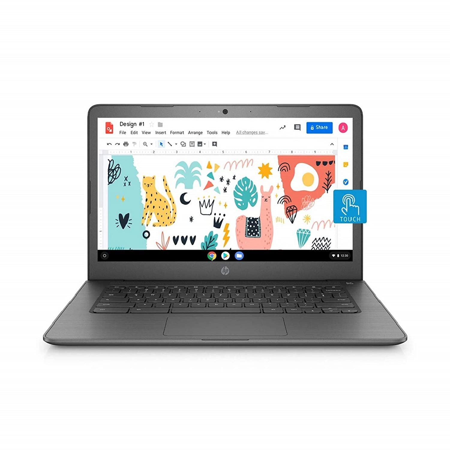 HP Chromebook laptop under 30000