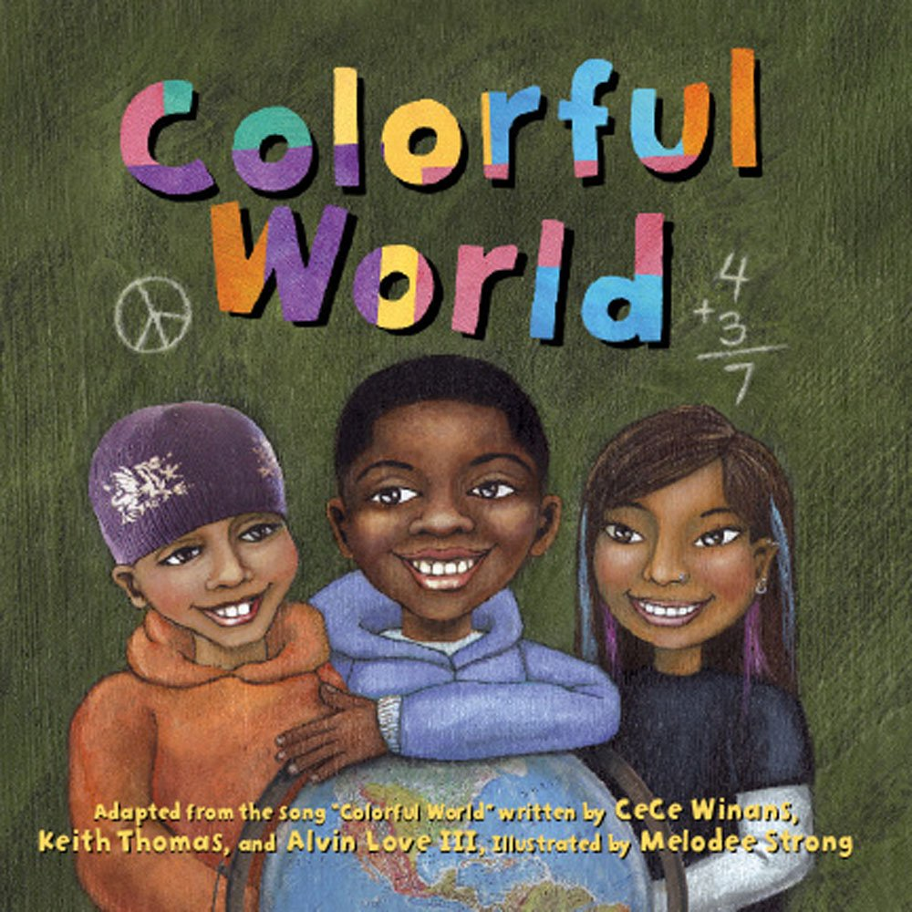 Read Online Colorful World (Board book) PDF