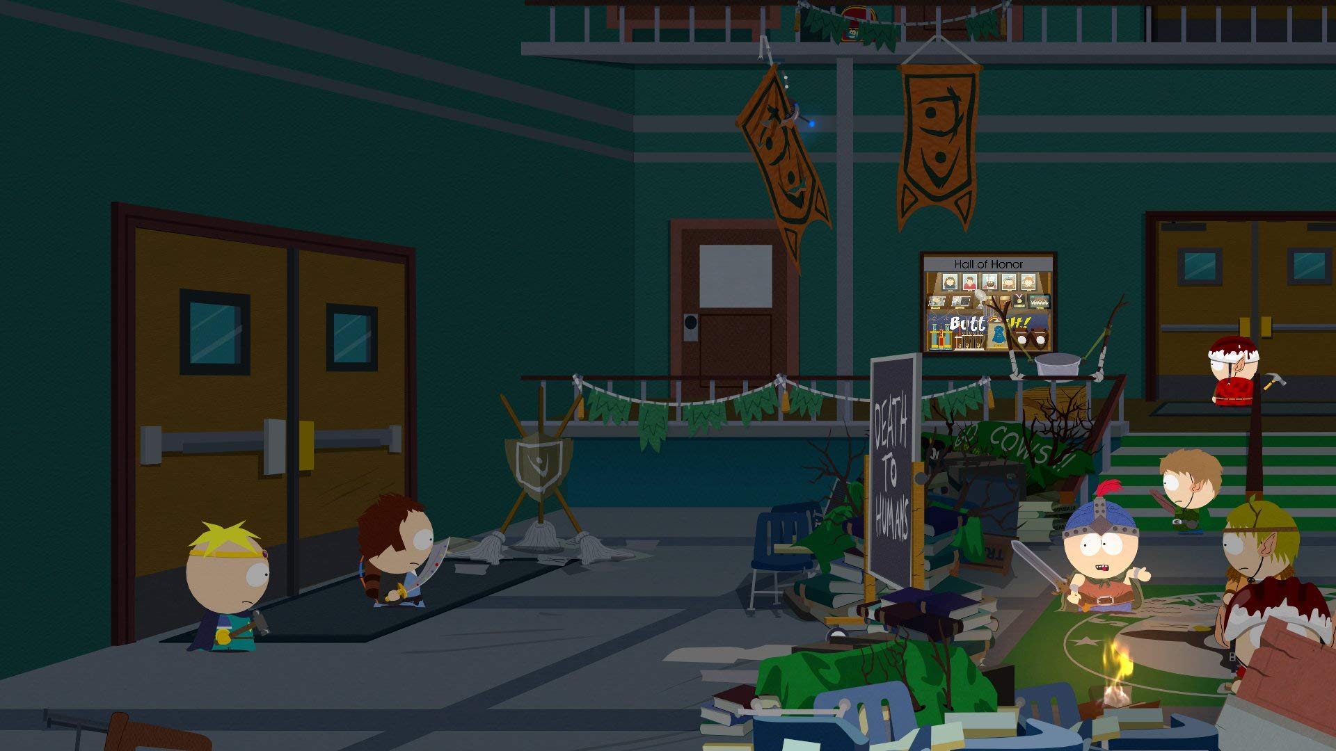 Amazon Com South Park The Stick Of Truth Xbox 360 Renewed