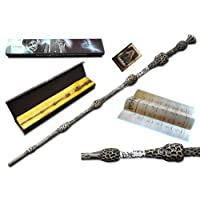 NEW LEAF PRODUCTS Harry Potter Elder Wand | Grindelwald & Dumbledore Deathly Hallows Replica Wand