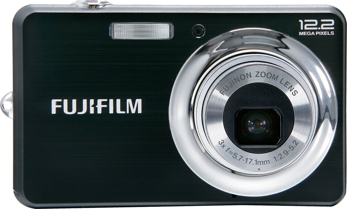 Amazon.com : Fujifilm Finepix J38 12MP Digital Camera with 3x Optical Zoom  and 2.7 inch LCD : Point And Shoot Digital Cameras : Camera & Photo