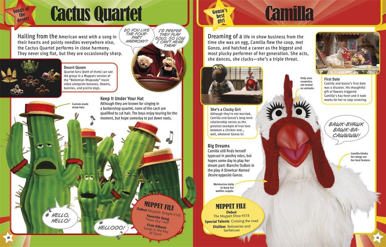 Muppets Character Encyclopedia by DK Publishing Dorling Kindersley (Image #2)