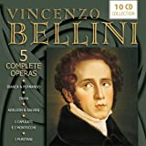 Bellini: 5 Complete Operas [Import allemand]