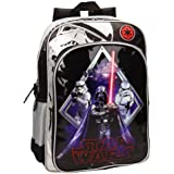 Star Wars 2192351 Darth Vader Mochila Adaptable a Carro, Color Negro