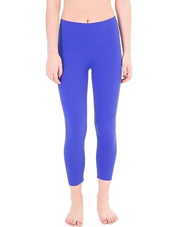 5632ced93470eb 90 Degree By Reflex – High Waist Tummy Control Shapewear – Power Flex Capri