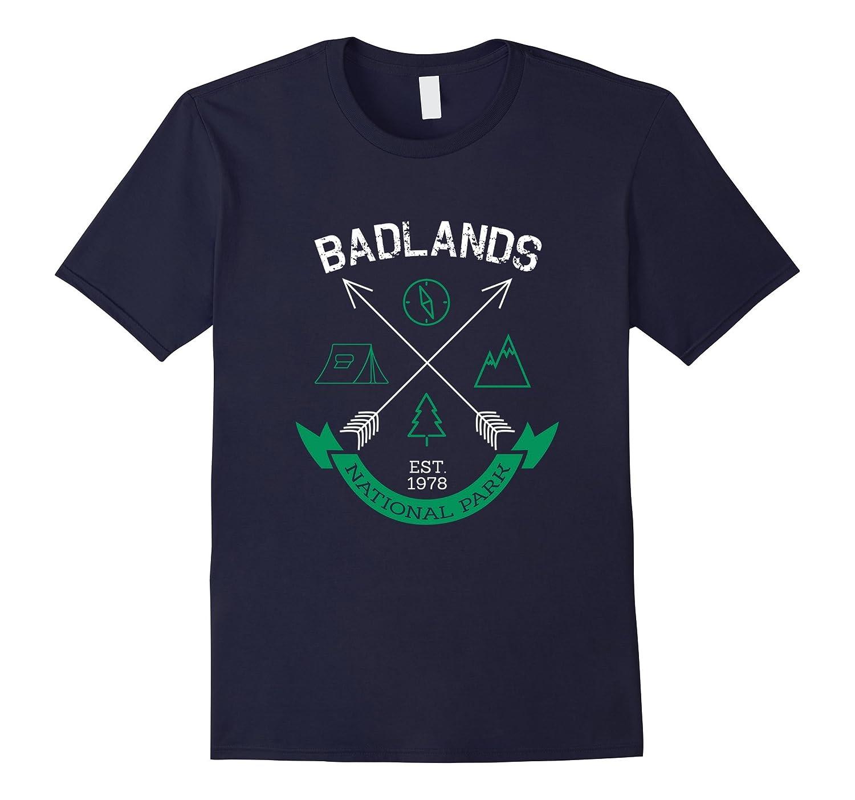 Badlands National Park South Camping T-Shirt-CD