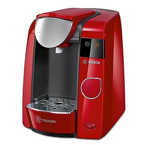 Bosch TAS4503 Tassimo Joy - Cafetera de cápsulas, 1300 W, 1.4 l, color