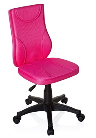 Hjh OFFICE, 670410, Childrens Desk Chair, Swivel Chair, Computer Chair Kids  Room