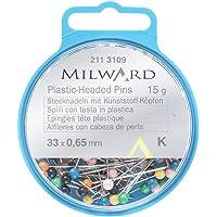 Milward Mercería 1 Caja De Plástico para Colgar