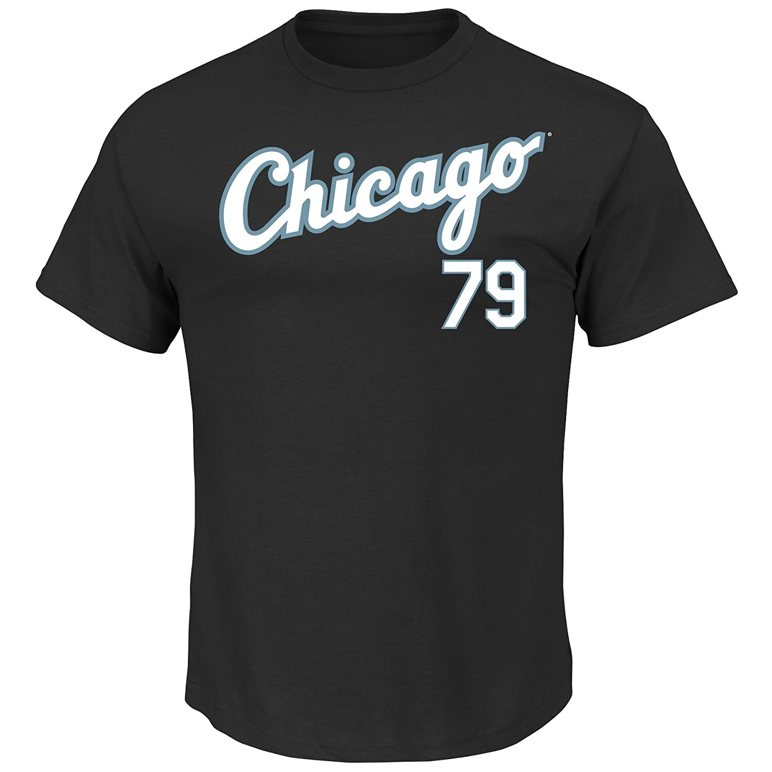 VF LSG MLB Men\'s Player Name and Number Short Sleeve Crew Neck Tee