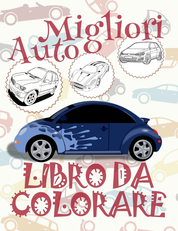 Migliori Auto Disegni Da Colorare Libro Da Colorare Bambini