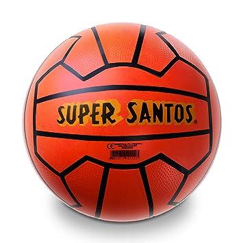 Mondo 02112 D.230 - Balón de fútbol, diseño de Super Santos ...