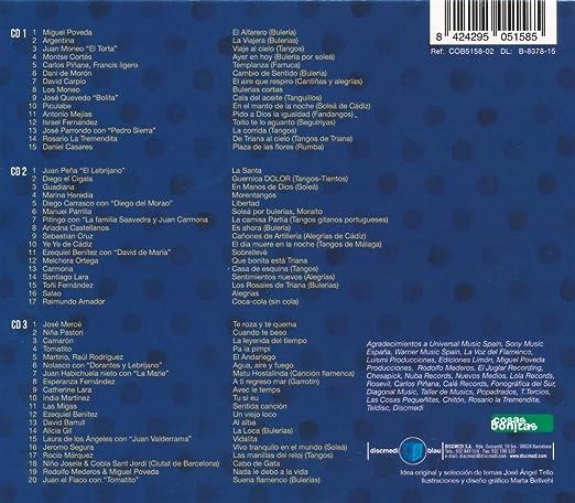 Flamenco Top: Varios: Amazon.es: Música