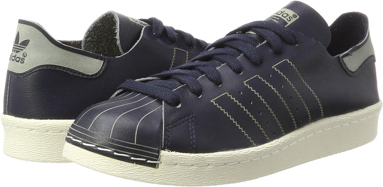 detailed look 4e840 39b9e adidas Damen Superstar 80s Decon Sneaker