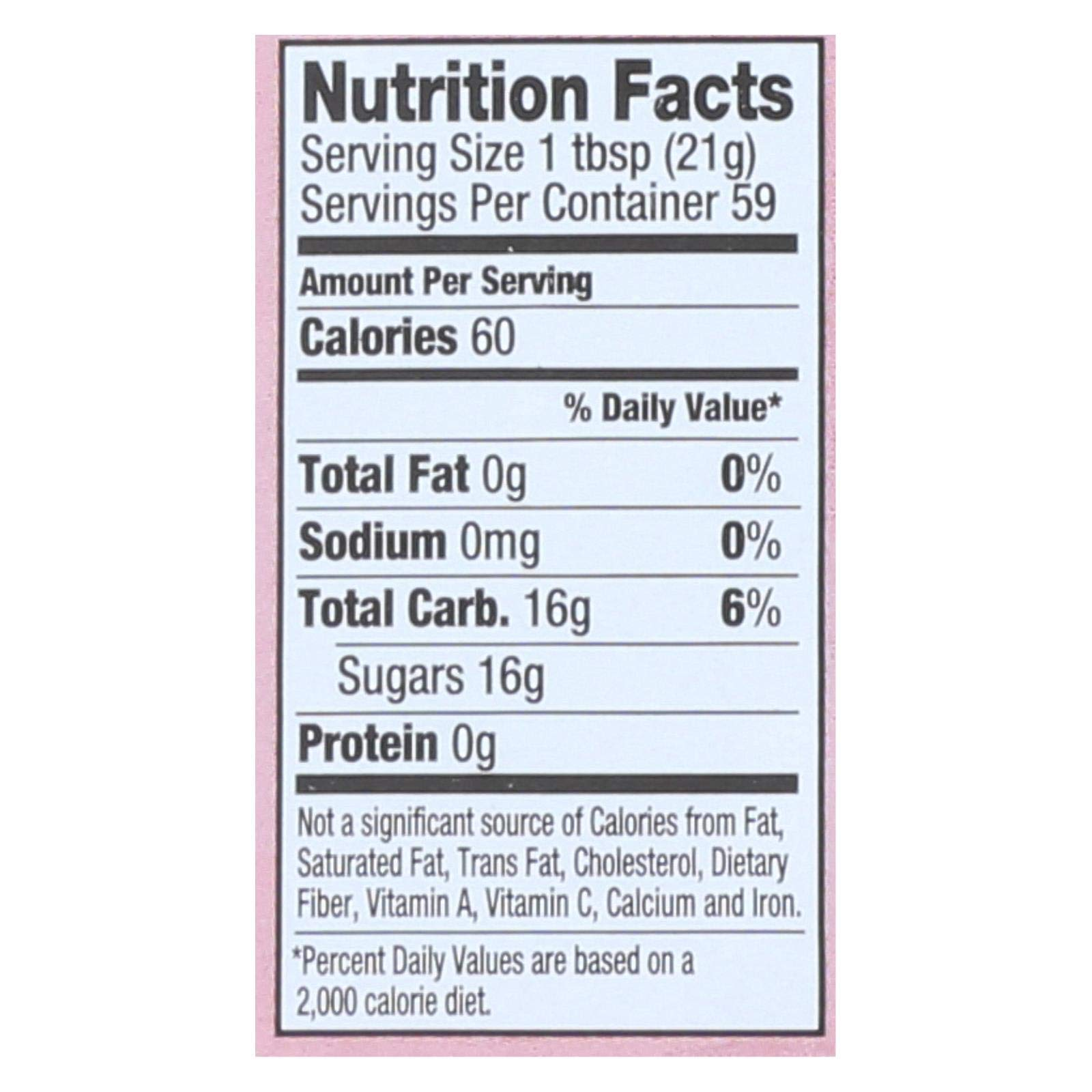 Wholesome Sweeteners Blue Agave - Liquid Sweetener - Case of 6 - 44 oz. by Wholesome Sweeteners (Image #2)