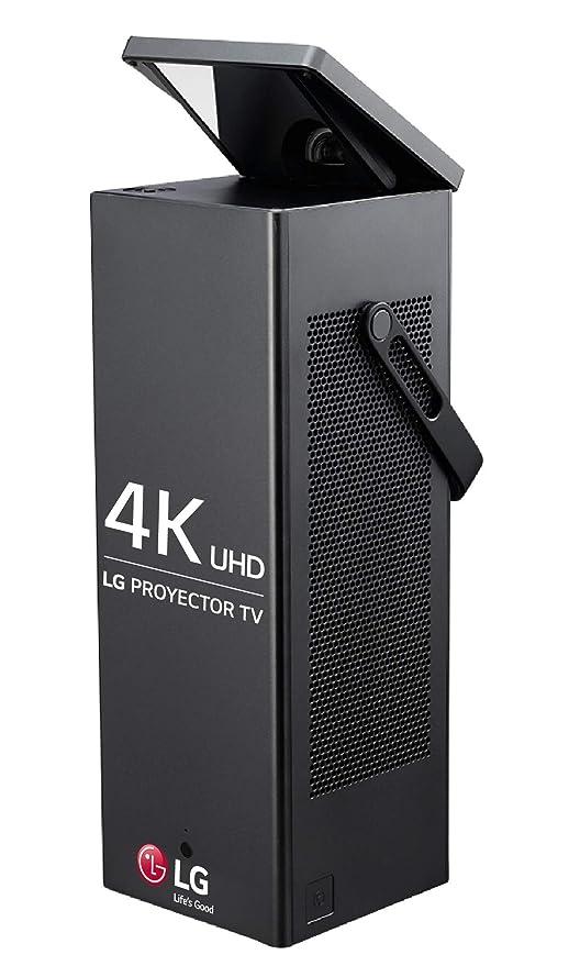 LG CineBeam HU80KS - Proyector 4K UHD con SmartTV webOS 3.5 (3840 x 2160 hasta 150