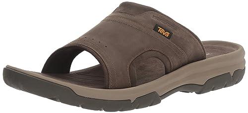 5e304453a Teva Men s M Langdon Slide Sandal  Amazon.co.uk  Shoes   Bags