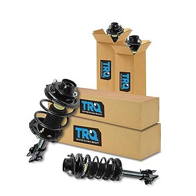 Front Rear Complete Shock Strut Spring Assembly LH RH Set Kit of 4 for Altima: Automotive
