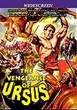The Vengeance of Ursus (La vendetta di Ursus)(1961)(Restored Edition)