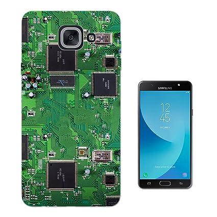 Amazon Com 000701 Circuit Motherboard Chip Retro Galaxy J7 Max Sm