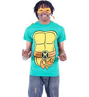Amazon.com: Nickelodeon Teenage Mutant Ninja Turtles Camisa ...