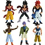 NEW Japan Anime Dragon Ball Z Action Figure Dragonball Z DBZ Toy Goku Piccolo Set US
