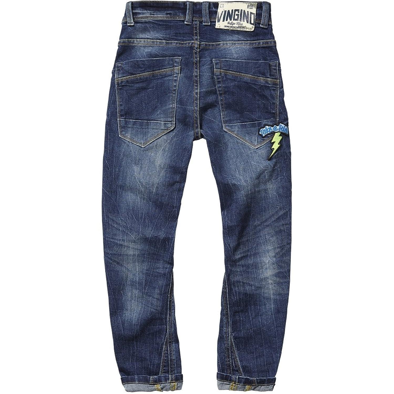 415704acb034d5 Vingino Boys' Jeans - - 176 cm: Amazon.co.uk: Clothing