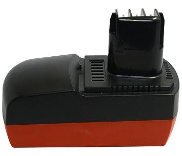 BSZ18 BSZ-18 Impuls Akku 18V 2000mAh Ni-MH für Metabo BSZ18 BSZ-18
