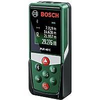 Bosch télémètre laser connecté PLR 40 C portée 40 m 0603672300