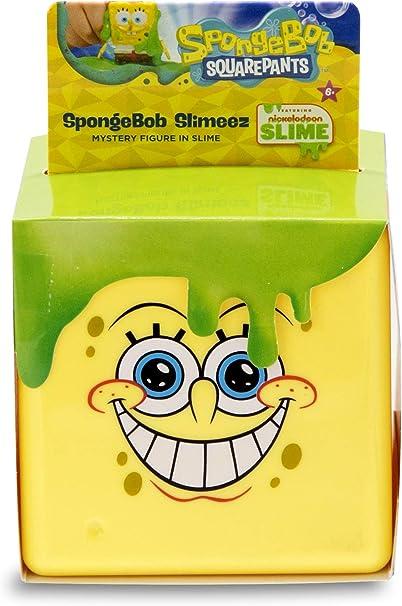 GARY SNAIL SpongeBob SquarePants Slimeez Figure W//Slime New Nickelodeon