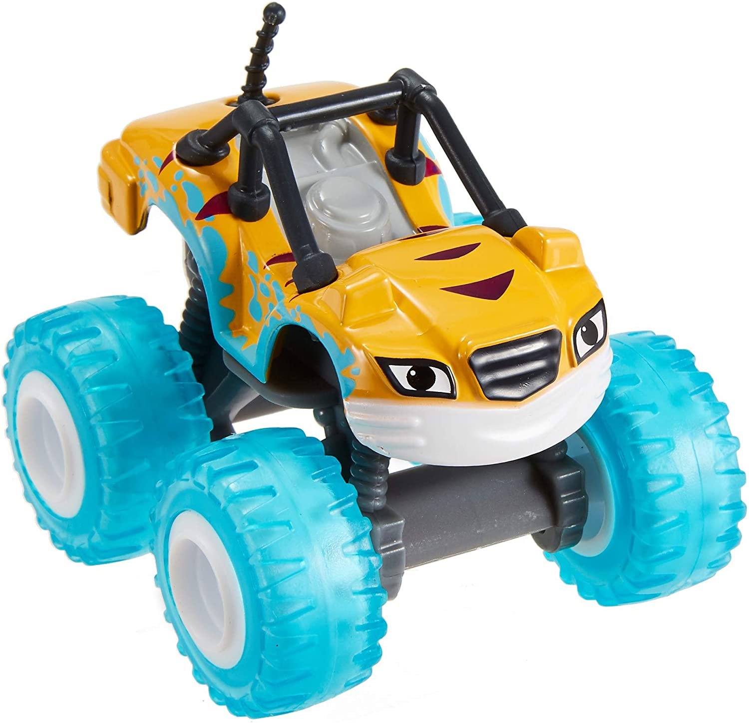 Fisher-Price Nickelodeon Blaze & The Monster Machines, Water Rider Stripes