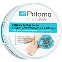 PALOMA Foot sugar scrub with grape and almond oil