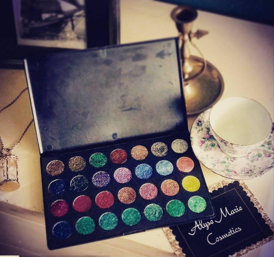 Custom 28 color palette