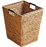 Waste Paper Basket - paper bin made of banana leaves