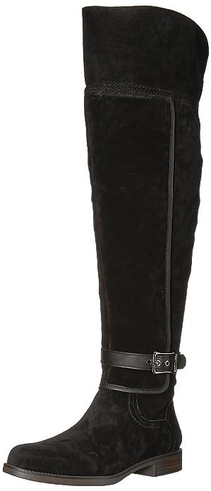 72320dc4614 Franco Sarto Women s L-Crimson Wc Over The Knee Boot  Amazon.co.uk ...