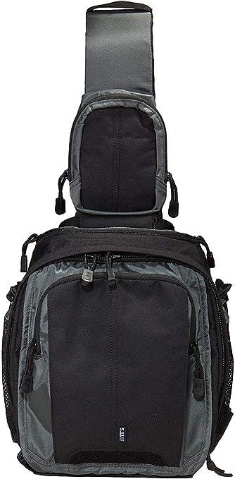 5.11 Tactical Series COVRT Zone Assault Pack Bolsa de Viaje, 30 cm, 12 Liters, Gris (Aspahalt): Amazon.es: Deportes y aire libre