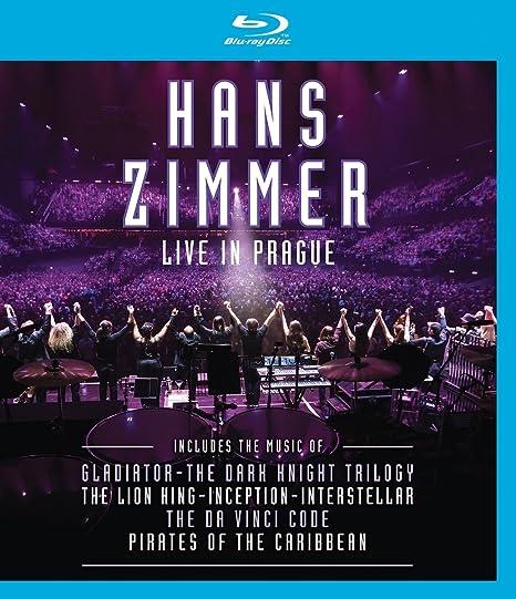 Hans Zimmer : Live In Prague 71LdNmoKSKL._SX466_