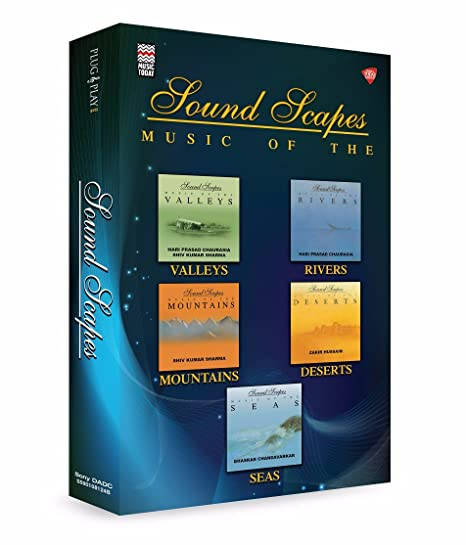 Music Card: Soundscapes - Rivers - Seas - Deserts - Mountains - Valleys  (320 Kbps Mp3 Audio) (4 GB)
