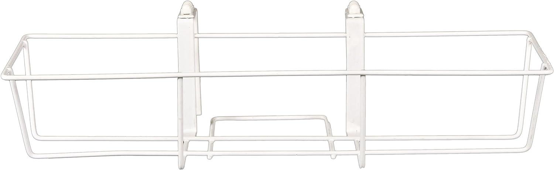 CobraCo F2426-W 24 in Basic Adjustable Flower Box Holder White