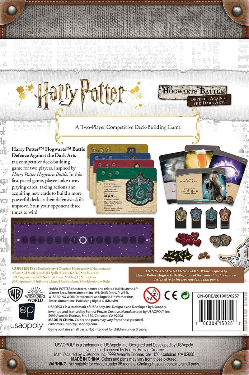 The Op Harry Potter Hogwarts Battle Card Game Buy Online In