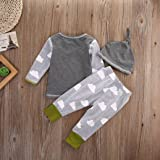 Honhui 1Set Fashion Infant Baby Boy Girl Cloud T