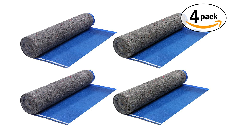 Quiet Walk Vs Floor Ler Underlayment Carpet Vidalondon