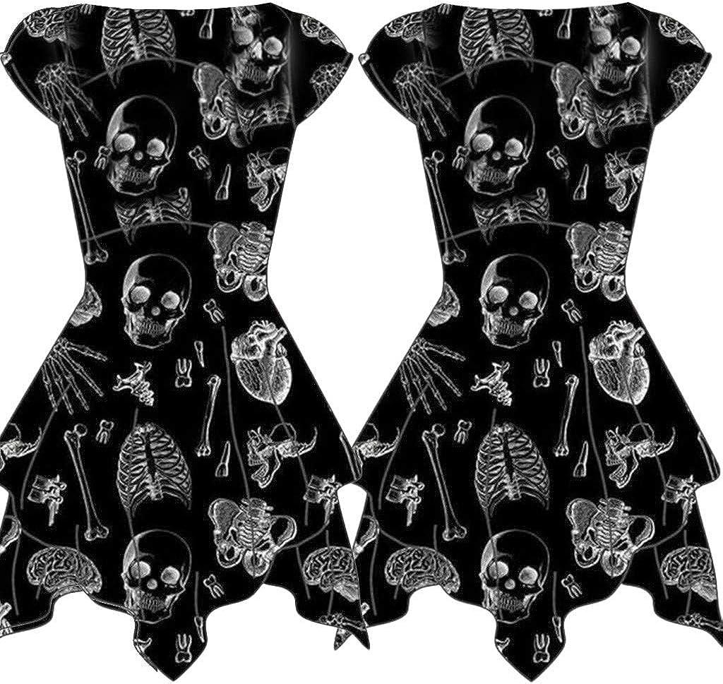 MILIMIEYIK Blouse Victorian Gothic Boho Womens Plus Size Bolero Corset Top Midi Dress