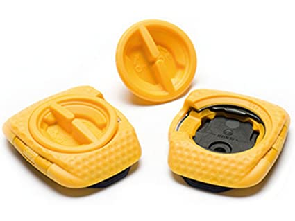 a623a9d49 Amazon.com   SpeedPlay Zero Aero Walkable Cleats  Yellow   Sports ...