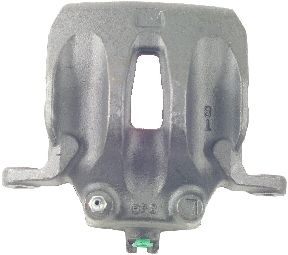 Brake Caliper Cardone 19-2880 Remanufactured Import Friction Ready Unloaded