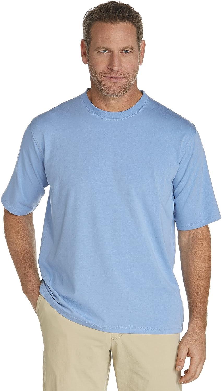 Uomo UV-Schutz Coolibar Camicia da Tuta